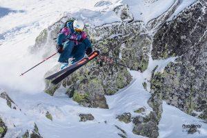 Freeride lyžovanie