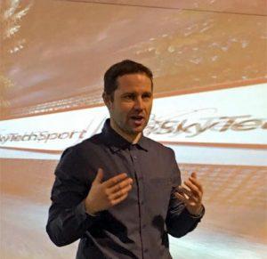 Mgr. Dušan Šimo - Metodik Skytechsport