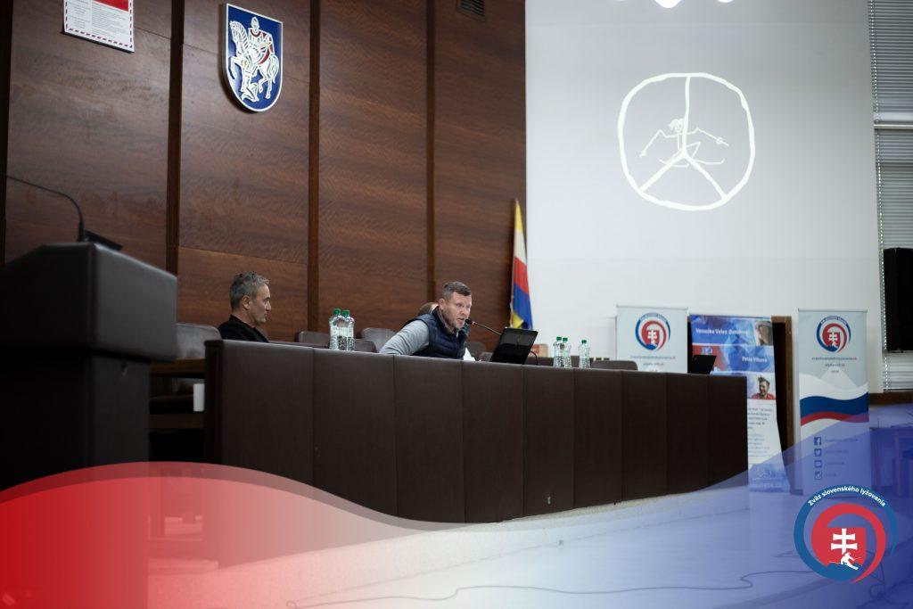 Konferencia Zväzu slovenského lyžovania, Martin
